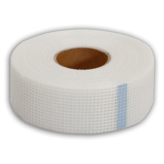 5 Rollen selbstklebend Gewebeband 50 mm x 90m  Gitterband //// Band 0,04€//m