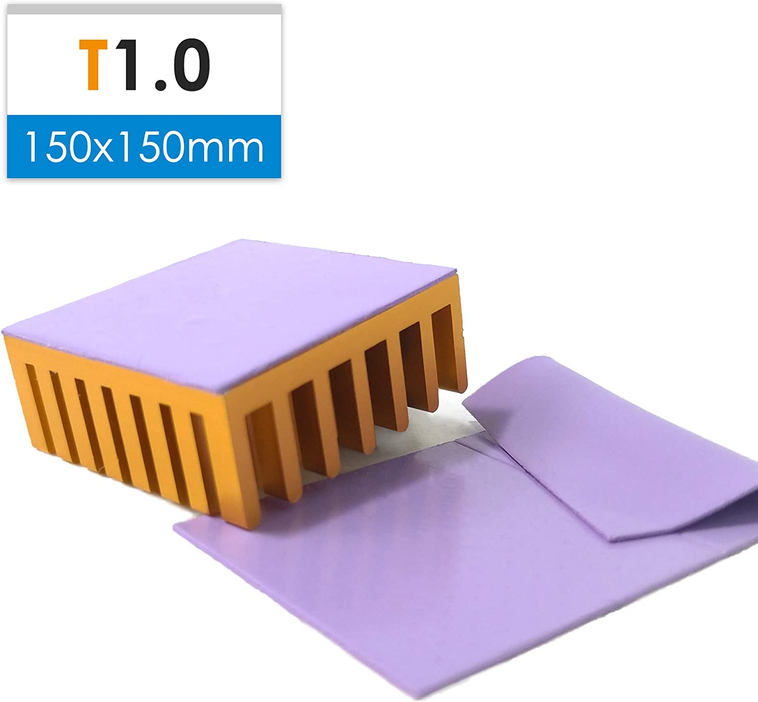 T-Global TG-A4500 Ultra Soft Thermal Pad-330-330-4.0