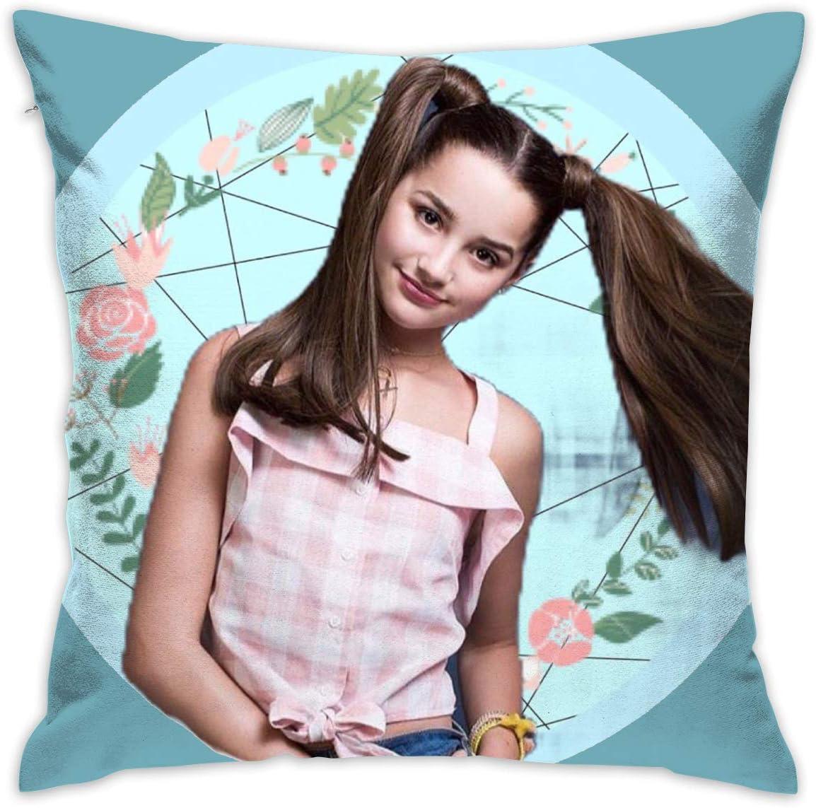 Annie The Musical Cotton Throw Pillow