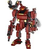 MyBuild Mecha Frame Sci-Fi Series Rita 2 Building Toys Robot Mech Building Bricks Figure 5018