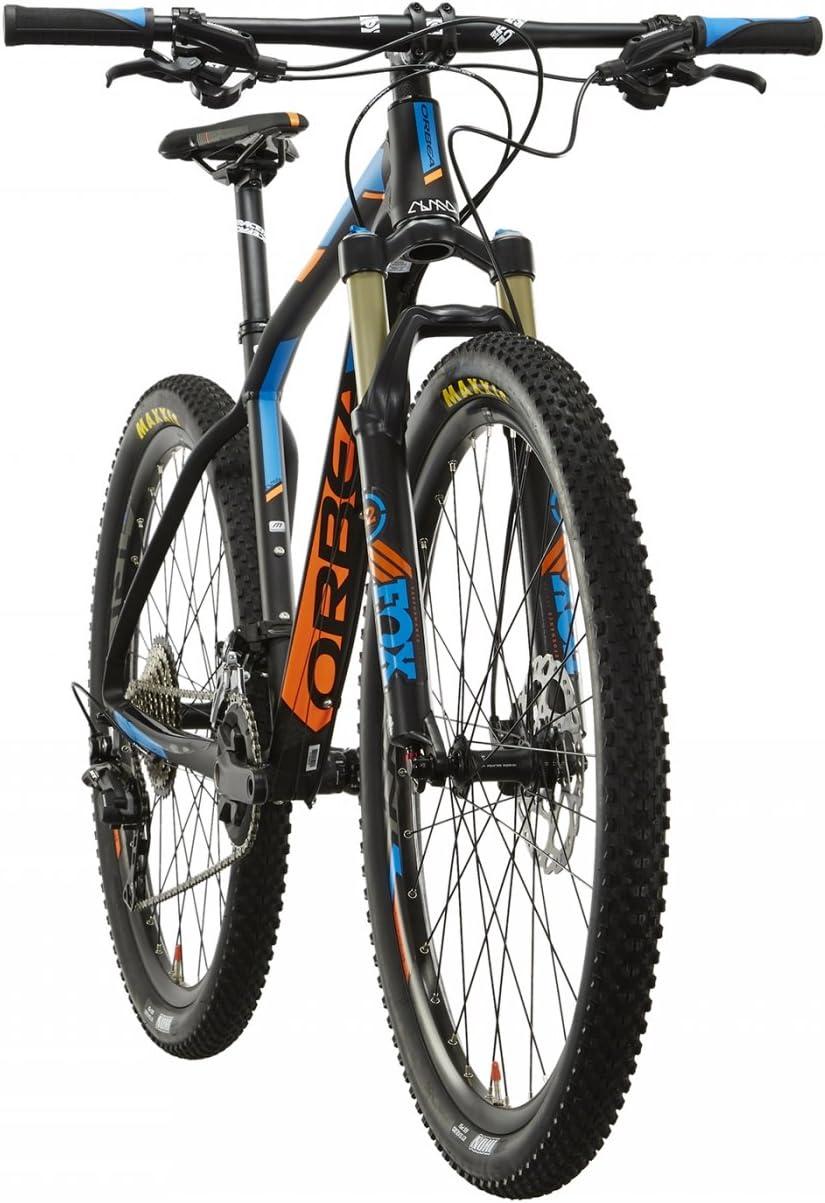 ORBEA Alma H10 - Bicicleta de montaña de 27,5 pulgadas, color rojo ...