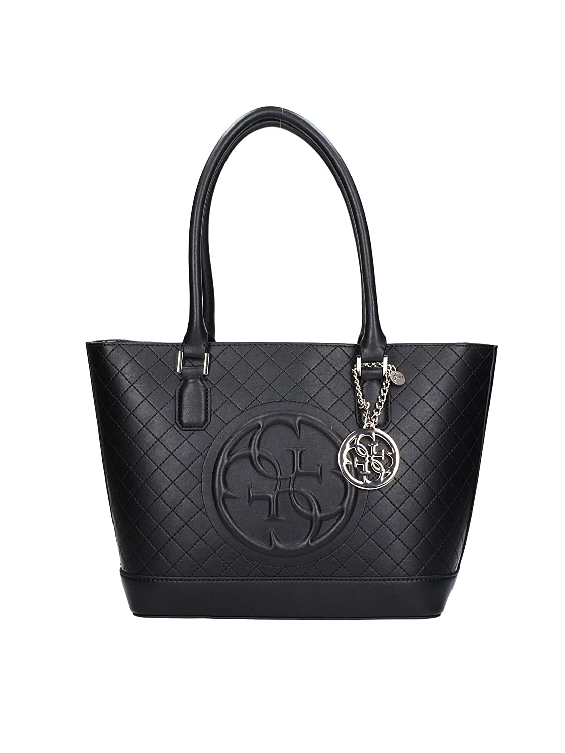 452f9782f4 Sac cabas Guess Korry Small Black: Amazon.co.uk: Shoes & Bags