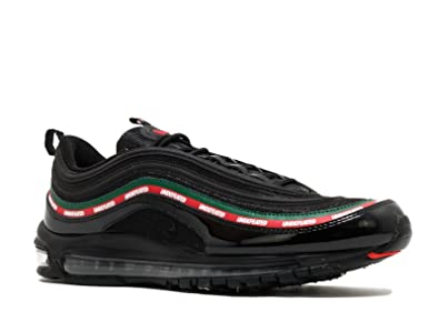 Nike Air Max 97 OG/UNDFTD AJ1986 001 black/red/green (5