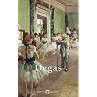 Delphi Complete Works of Edgar Degas (Illustrated) (Delphi Masters of Art Book 25) book cover