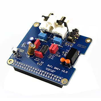 BouBou Pifi HiFi Dac + Pinboard De Tarjeta De Audio Digital ...