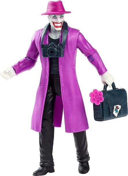 DC  BATMAN MISSIONS The Joker  action figure