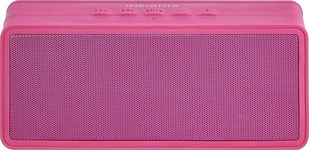 Boysenberry Insignia Portable Bluetooth Speaker