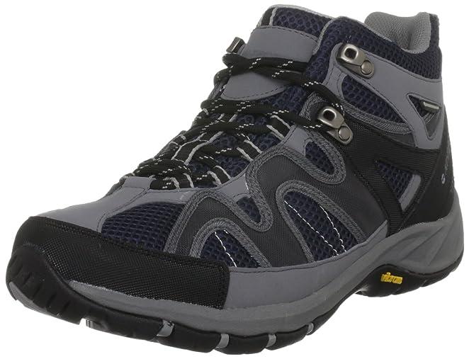 Tornado Mid WP Men's Hiking Boots Navy/Grey US10