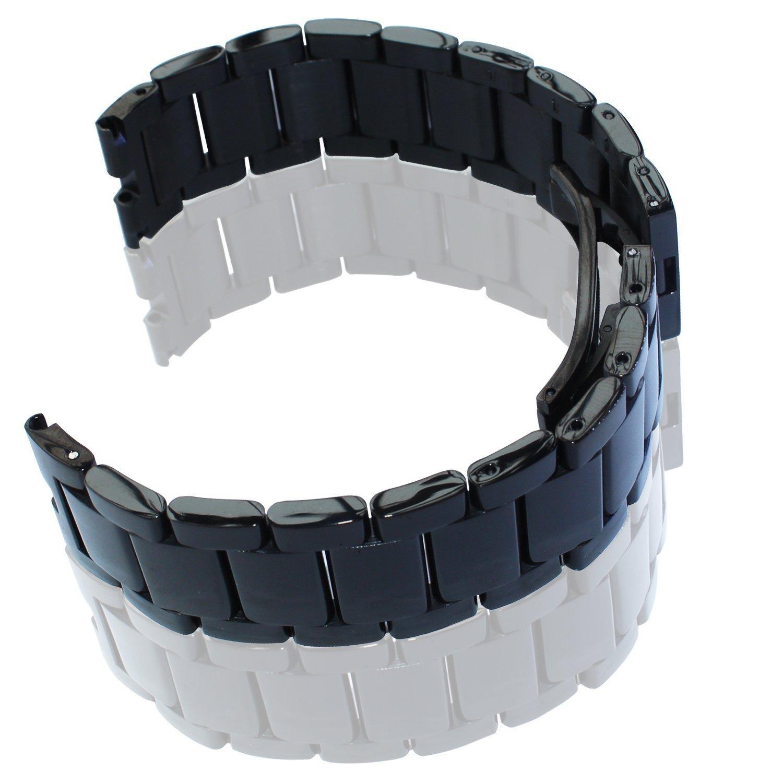 GOOQ ajuste de la pulsera de metal pulsera de acero inoxidable ...