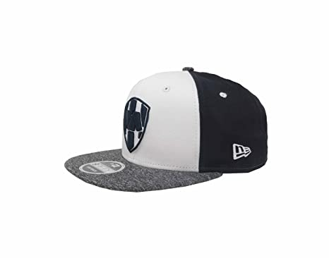 Amazon.com  New Era 9Fifty Hat Rayados De Monterrey Liga MX Official ... d41c39815c5