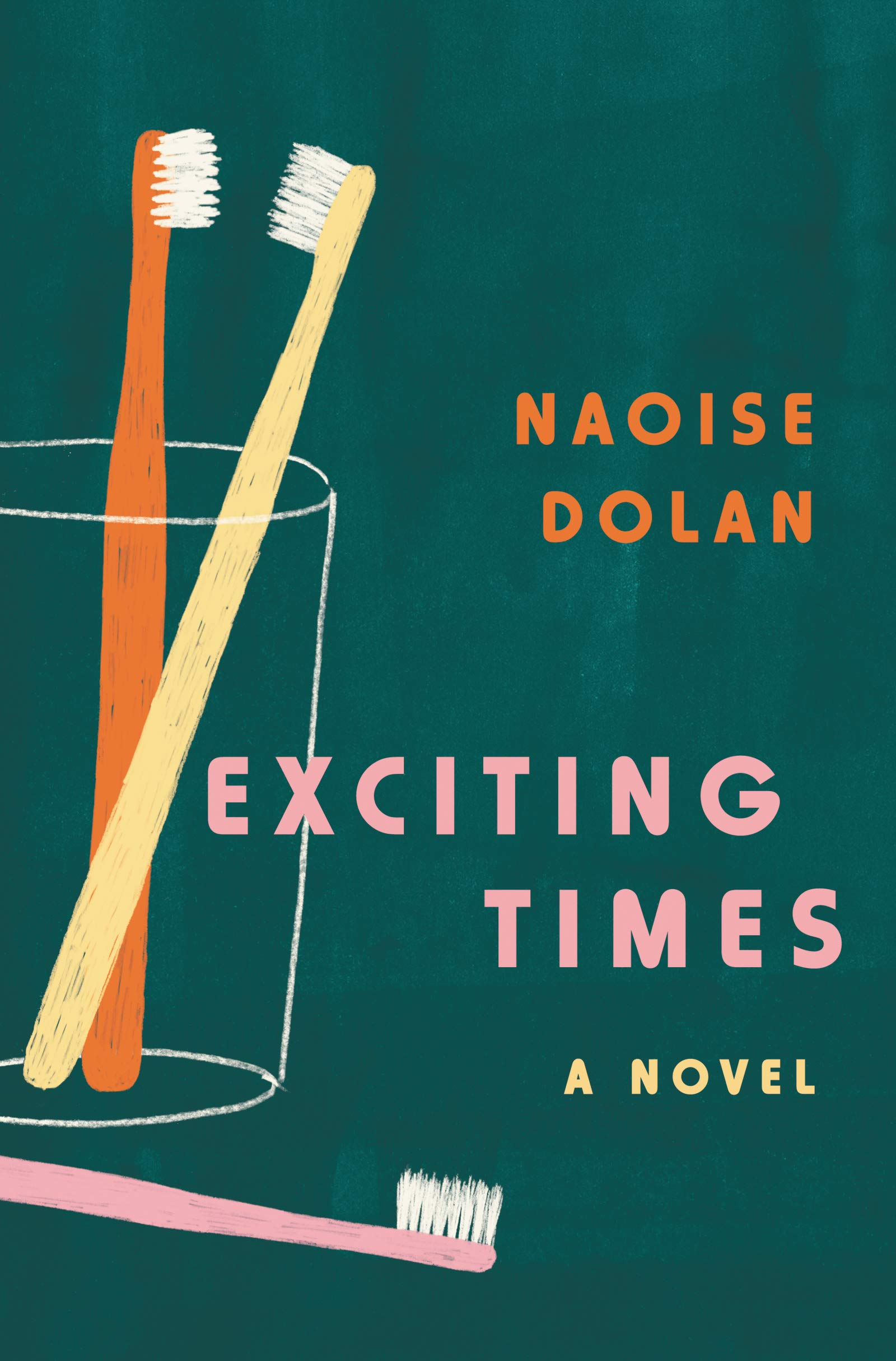 Image result for exciting times naoise dolan
