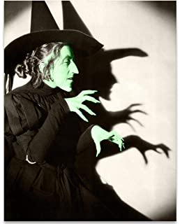 The Wizard Of Oz Wicked Witch Of The West Aka Margaret Hamilton