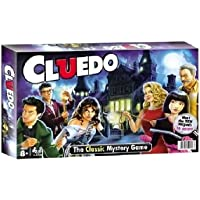 Jaynil Enterprise® The Classic Cluedo Mystery Friends and Family Entertainment Board Game