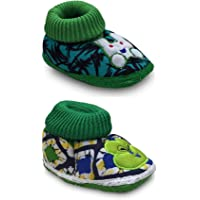 Tavish 3-10 Months Baby Shoes with Anti-Slip Sole Suitable for Both boy and Girl in Design - Combo of 2