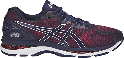quemar logo Parche  ASICS Men's Gel-Nimbus 20 Competition Running Shoes: Amazon.co.uk: Shoes &  Bags