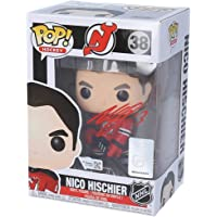Nico Hischier New Jersey Devils Autographed Funko Pop! Figurine - Limited Edition of 100 - Fanatics Exclusive - Fanatics Authentic Certified photo