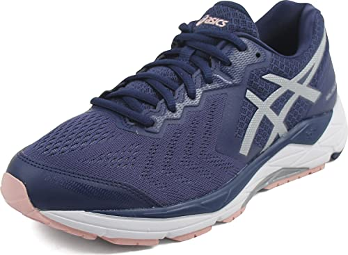 5f92a0dea173d ASICS Women's Gel-Foundation 13 Running Shoes (12.5 D US, Indigo ...