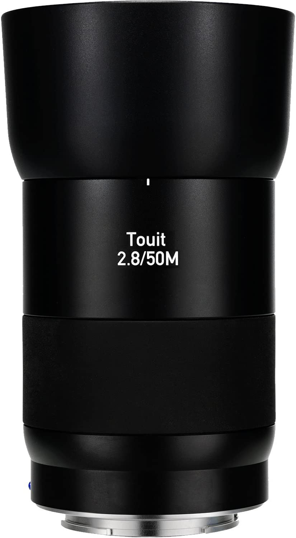 Zeiss Touit 2 8 50m Für Spiegellose Aps C Systemkameras Kamera