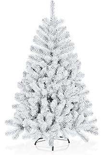 Tannenbaum Weiss Led.Amazon De Led Weihnachtsbaum Ottawa Prelit Tree Weiss Beleuchtet