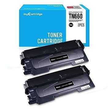 MyCartridge - Cartucho de tóner compatible para impresora Brother ...