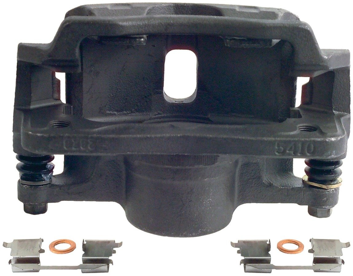 Unloaded Brake Caliper A-1 Cardone 19-B1832 Remanufactured Import Friction Ready