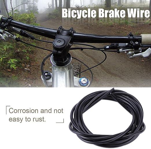 HK 4//5mm 3m Mountain Bike Road Bicycle Shift//Brake Cable Housing Hose Tube Surp