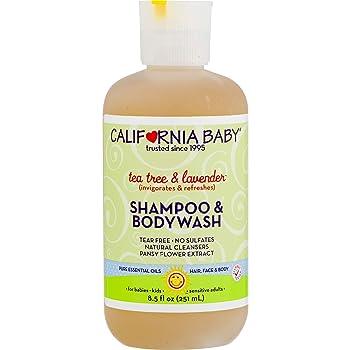 California Baby Shampoo & Bodywash