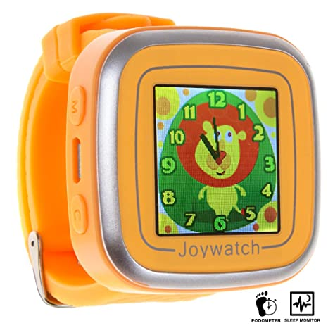 DAM Kid Smart English Watch Tekkiwear Naranja