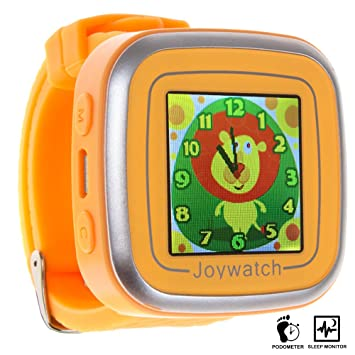 DAM - Kid Smart English Watch Tekkiwear Naranja: Amazon.es ...