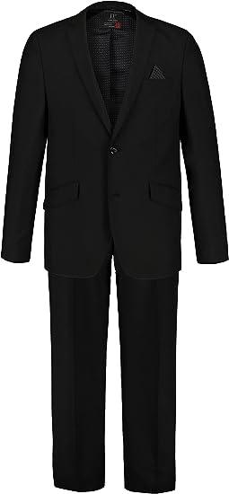 FLEXNAMIC/® 722910 JP 1880 Herren gro/ße Gr/ö/ßen 2-teiliger Traveller-Anzug