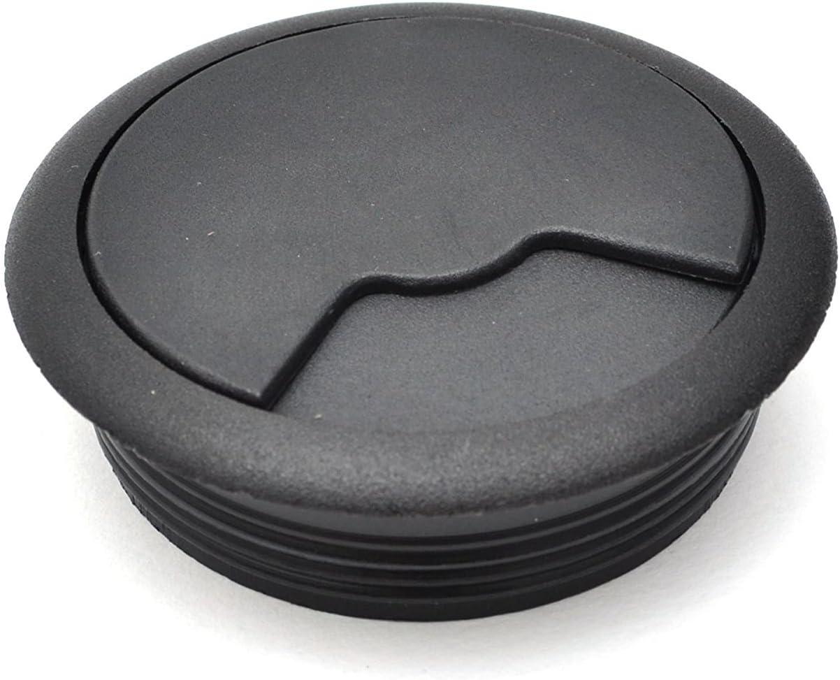 TePe Pasacables de plástico para mueble de sala y escritorio 60mm ...