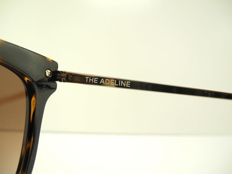 52df331ccc01 Amazon.com: Toms Sunglasses Adeline Tortoise Gold / Brown Gradient  10002056: Clothing