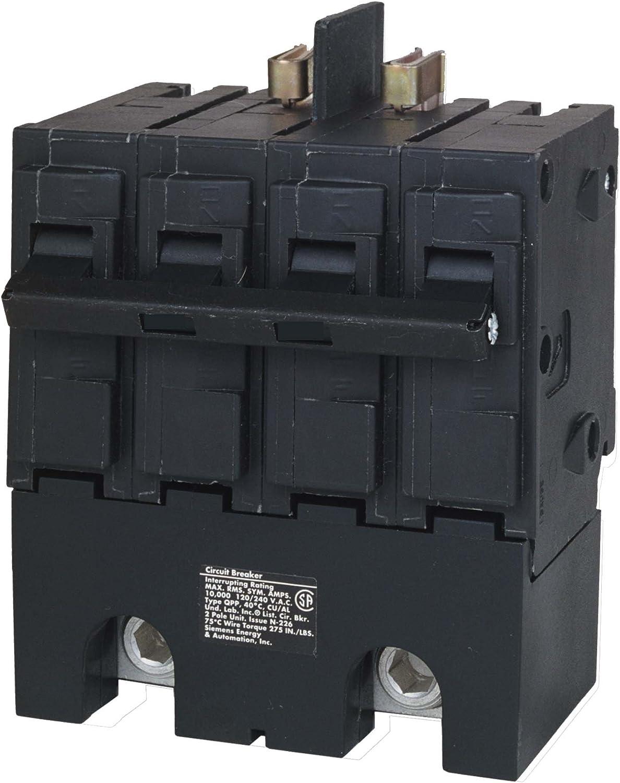 MBK150 Siemens Circuit Breaker 2 Pole 150 Amp 120//240V NEW