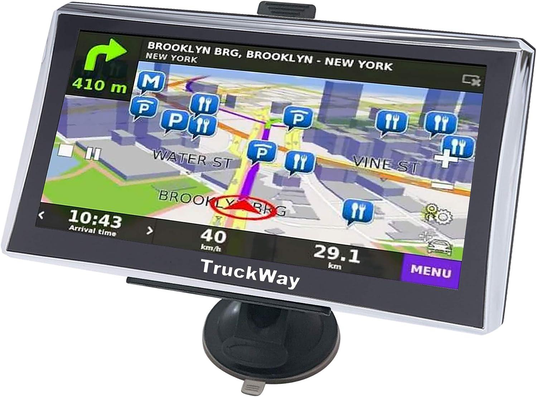 TruckWay GPS - Pro Series Model 720