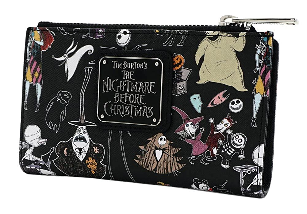 30/%OFF NEW Loungefly X Nightmare Before Christmas Zero Wallet Disney Tim Burton