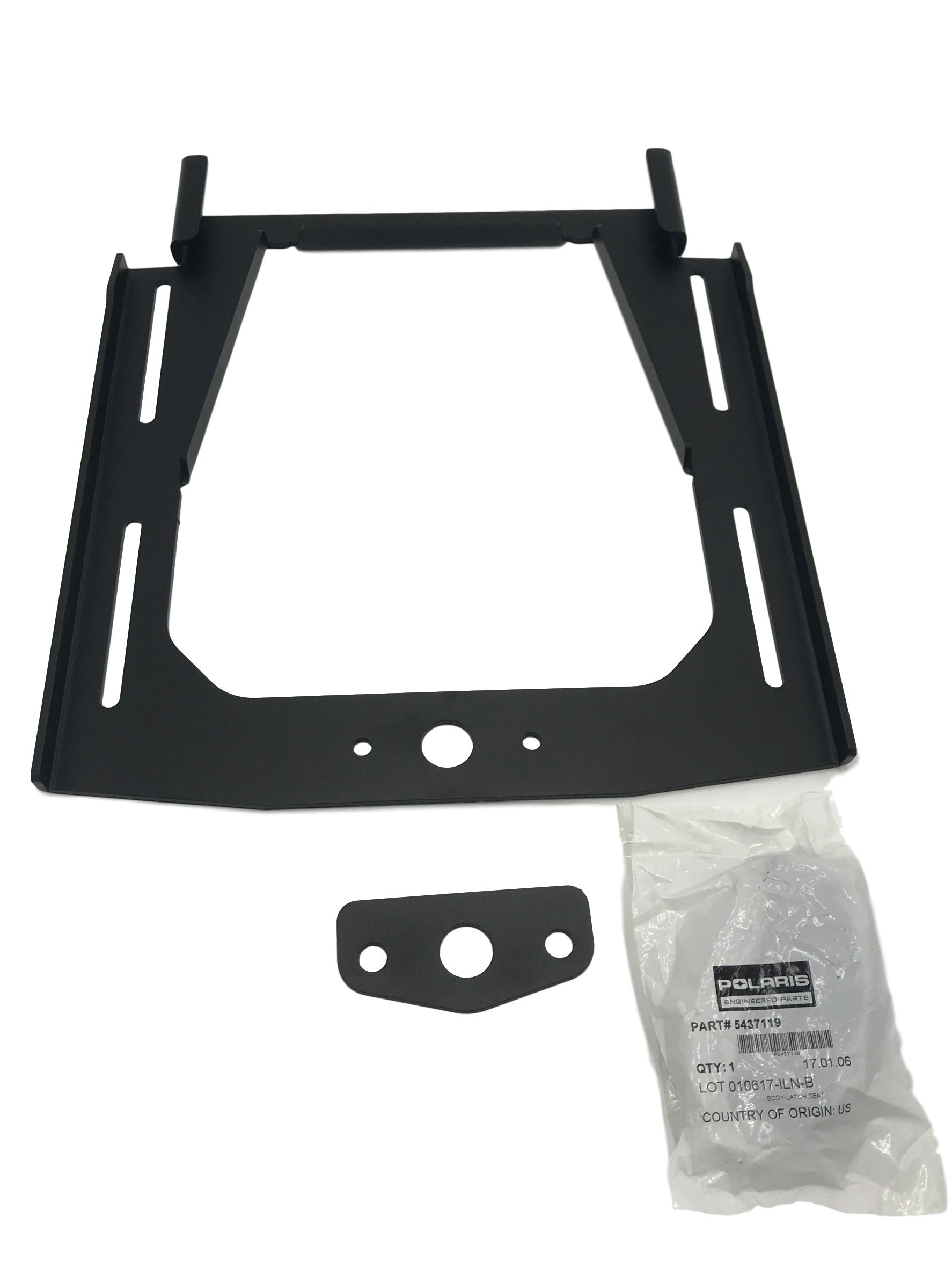 Polaris RZR 1000/Turbo Factory Replacement Steel Seat Bases (1)