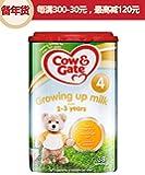 (跨境自营)(包税) 英国 牛栏Cow&Gate 四段配方婴幼儿奶粉易乐罐 2-3岁 800g