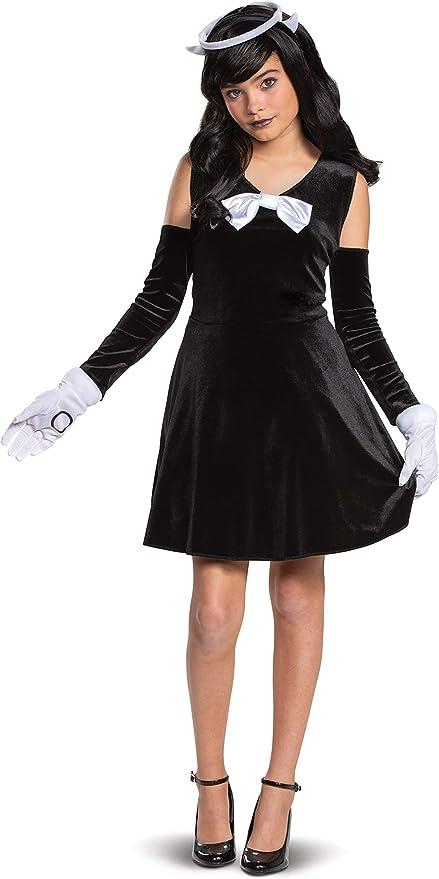 Bendy /& The Ink Machine Alice Angel Adult Costume