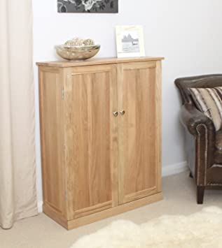 baumhaus mobel oak large shoe cupboard baumhaus mobel oak large 6