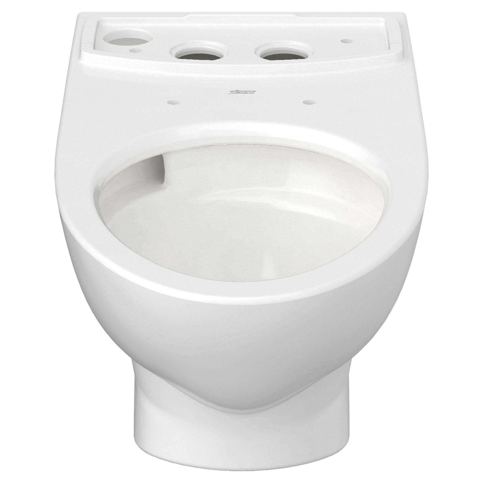 American Standard 3447101.020 Glenwall VorMax Elongated Wall-Hung Toilet Bowl White