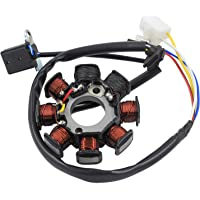 50PS KESOTO Cable De Encendido De Cable De Encendido De Bobina De Encendido De Alto Rendimiento Adecuado para Motor Fueraborda Yamaha 2 Tiempos 40
