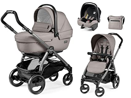 Peg Perego Trio Book 51 Jet Mood Beige: Amazon.es: Bebé