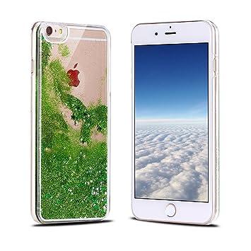Funda iPhone 6S, Carcasa iPhone 6, RosyHeart Sparkle Brillar ...