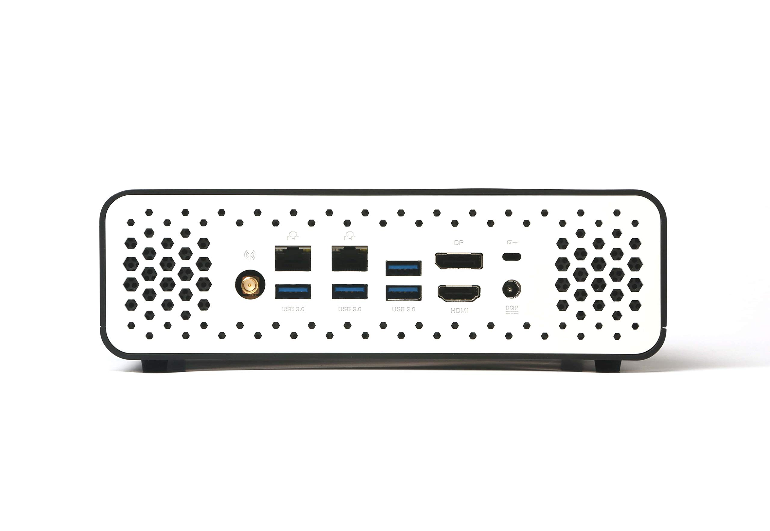 ZOTAC ZBOX CI620 Nano Plus Silent Mini PC 8th Gen Intel Core i3-8130U UHD 620 4GB DDR4/120GB SSD/No OS (ZBOX-CI620NANO-P-U) by ZOTAC (Image #8)