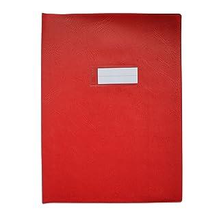 Elba Agnello 25protège-cahiers PVC opaco ultra resistente 24x 32Giallo 400019926