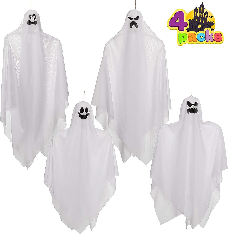 Halloween Hanging Ghosts