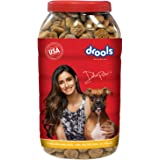 Drools Chicken and Egg Biscuit, Dog Treats - Jar, 900 g