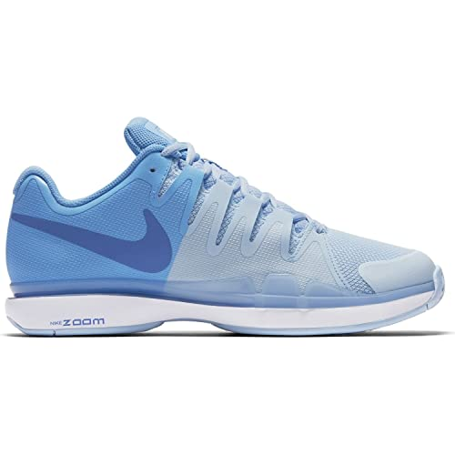 Nike Women's Zoom Vapor 9.5 Tour Tennis Shoe (U.S. Open 2016 colors) (6.5