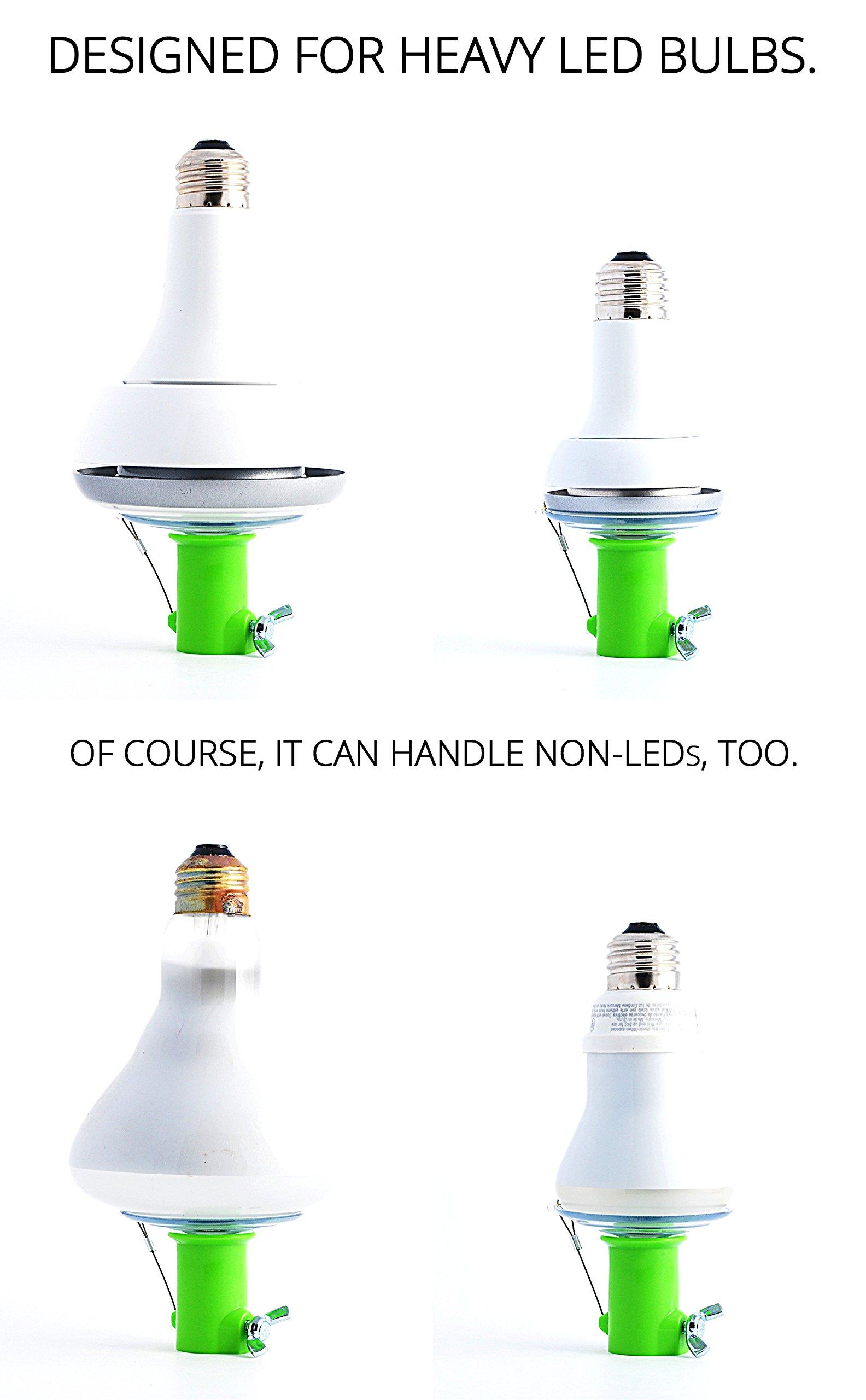 STAUBER Best Light Bulb Changer Kit 854888006124
