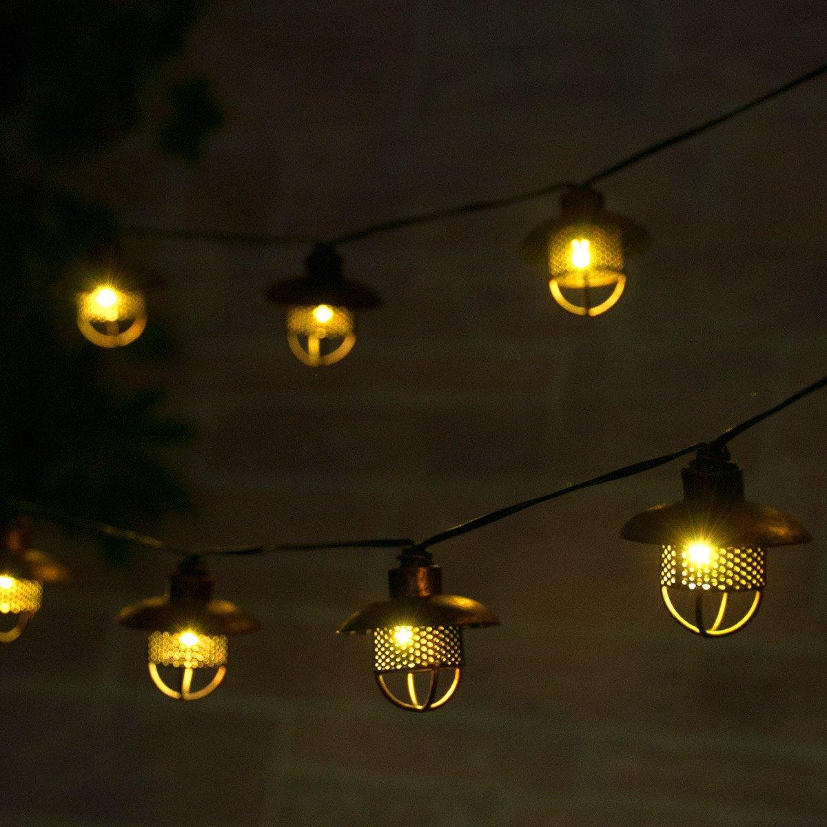 Dante Solar String Lights